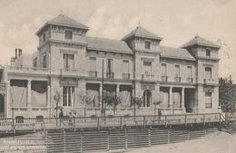 Cartolina - Postcard /   Viaggiata - Sent /  Uruguay, Montevideo - Hotel Balneario Pocitos. - Uruguay