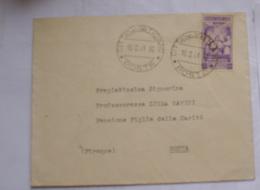 VATICAN 1939, CORONATION 80CENT COVER - Vatican