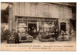 D 17.Paris 7: La Grande Cordonnerie Barbès - Petits Métiers à Paris