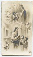 Bonaria CA - Santino Antico Piccolo 1° PRIMA COMUNIONE E CRESIMA Di Giuseppe Ed Efisio Masala 1 5 1952 - OTTIMO P42- - Religione & Esoterismo