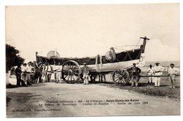 D 19. Saint-Denis-les-Bains: Le Bateau De Sauvetage 1909 - Ile D'Oléron