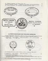 Histoire Postale Et Militaire De La Guerre De 1914-1918 De C. Deloste, 1968,  RR B/TB - France