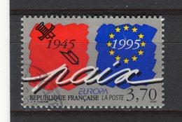 FRANCE - Y&T N° 2942° - Europa - Paix Et Liberté - France