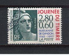 FRANCE - Y&T N° 2933° - Journée Du Timbre - Marianne De Gandon - France