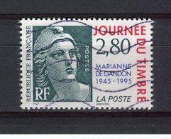 FRANCE - Y&T N° 2934° - Journée Du Timbre - Marianne De Gandon - France