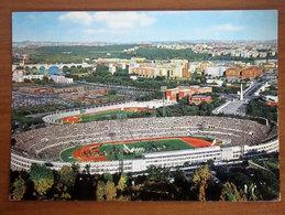 ROMA Stadio Olimpico Cartolina  Viaggiata - Stades & Structures Sportives