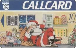 Irland Chip Phonecard  Christmas Weihnachten - Ierland