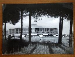 ROMA Palazzo Dello Sport  Cartolina 1962  Viaggiata - Stades & Structures Sportives