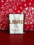 YSL - échantillon Libre - Perfume Samples (testers)