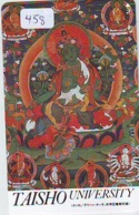 Telecarte Buddha Bouddha Boedha Phonecard (458) - Telefoonkaarten