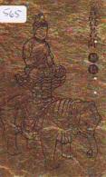Telecarte Buddha Bouddha Boedha Phonecard (565) - Telefoonkaarten
