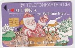 TK  24985 GERMANY -  K1411  09.93 Milka 5 000 Ex. - Allemagne