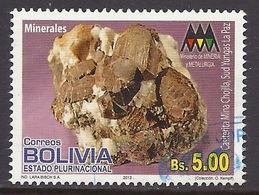 Bolivia - 2012 Minerals, Minerales, Geology, Geologie, Casiterita Mina Chojilla - Used - Bolivien