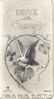 Santino Antico RICORDO SACERDOTE LUIGI ANGELO CARRETTA Genova (15), Gavi (16) Giugno 1946 - OTTIMO P42- - Religione & Esoterismo