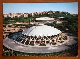ROMA Palazzetto Dello Sport  Cartolina 1960  Viaggiata - Stades & Structures Sportives