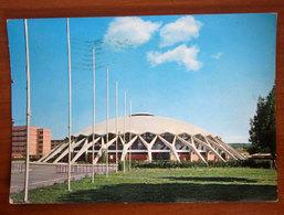 ROMA Palazzetto Dello Sport  Cartolina 1962  Viaggiata - Stades & Structures Sportives