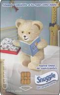 Mexico Chip Phonecard  Ladatel Snuggle Nice Teddybär - Mexico