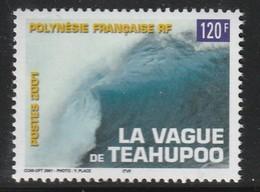 POLYNESIE - N° 643  ** (2001) - Französisch-Polynesien
