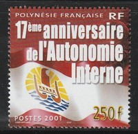 POLYNESIE - N° 644  ** (2001) - Französisch-Polynesien
