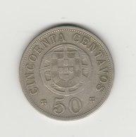 50 CENTAVOS 1929 - Angola
