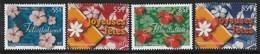 POLYNESIE - N° 657/60  ** (2002) - Französisch-Polynesien