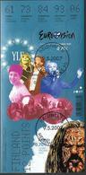 2007 Finnland   Mi. Bl 44 Used  Valentinstag. - Blocks & Kleinbögen