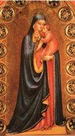 Firenze - Santino MADONNA DELLA STELLA (Beato Angelico) Museo Di San Marco - PERFETTO P42- - Religione & Esoterismo