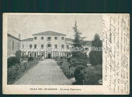 Padova Terrassa Padovana Villa Bragadin FP P/140 - Padova
