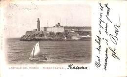 Havana - Castilla Del Morro - Morro Castle (1903) - Cuba