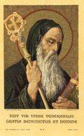 Santino SAN BENEDETTO Edizione Dell'Abbazia Di San Paolo, Roma - PERFETTO P42- - Religione & Esoterismo