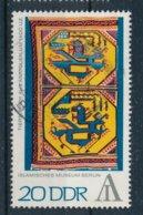 DDR Mi. 1787 Gest. Tierteppich Anatolien Islamisches Museum Berlin - Archaeology