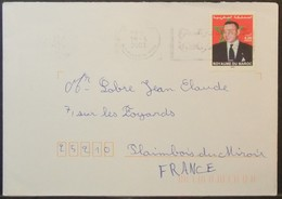 Morocco - Cover To France 2003 Prince 6D Solo - Morocco (1956-...)