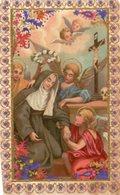 Santino SANTA RITA DA CASCIA (Serie GLORIAE) - OTTIMO P42- - Religione & Esoterismo