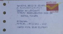 Solar Eclipse, Sun, Astrology, Astronomy, Solar System, Slogan On Receipt, - Astrology
