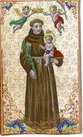 Santino SANT'ANTONIO DI PADOVA (Serie GLORIAE) - OTTIMO P42- - Religione & Esoterismo