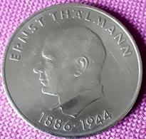 DUITSLAND / DDR : 20 MARK 1971  THALMANN  KM 34 - [ 6] 1949-1990: DDR