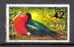 Timbre Oblité - NOUVELLE CALEDONIE - Oiseau De Mer Fregata Minor Male - Y&T 178 - (2) - Neukaledonien