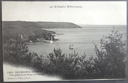 CPA 22 SAINT BRIEUC LE LEGUE - Vue Depuis La Tour De Cesson - Waron 1262 Précurseur - Réf. Q 50 - Saint-Brieuc
