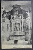 CPA 22 CHATELAUDREN - Eglise Paroissiale - Le Maïtre Autel - Hamonic 4849 - Réf. K 170 - Châtelaudren