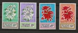 Trinidad & Tobago, 1977, SG 512 - 515, Complete Set Of 4, MNH - Trinidad Y Tobago (1962-...)