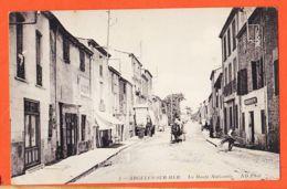 Nw419 Rare ARGELES-sur-MER (66) Attelage Route NATIONALE 1905s à VILAREM Bureou Port-Vendres Pyrénées Orientales - Argeles Sur Mer