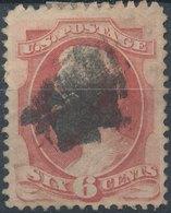 USA - 1870, US39, Abraham Lincoln, 6c - 1847-99 Emissions Générales