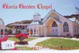 Telecarte * EGLISE  - Church (172)  CHAPELLE - Chapel - KERK - Religie - Religion - Phonecard - Phonecards