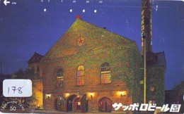 Telecarte * EGLISE  - Church (178)  CHAPELLE - Chapel - KERK - Religie - Religion - Phonecard - Phonecards