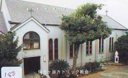 Telecarte * EGLISE  - Church (180)  CHAPELLE - Chapel - KERK - Religie - Religion - Phonecard - Phonecards