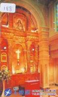 Telecarte * EGLISE  - Church (188)  CHAPELLE - Chapel - KERK - Religie - Religion - Phonecard - Phonecards