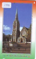 Telecarte * EGLISE  - Church (194)  CHAPELLE - Chapel - KERK - Religie - Religion - Phonecard - Phonecards