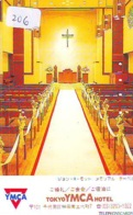 Telecarte * EGLISE  - Church (206)  CHAPELLE - Chapel - KERK - Religie - Religion - Phonecard - Phonecards