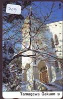 Telecarte * EGLISE  - Church (209)  CHAPELLE - Chapel - KERK - Religie - Religion - Phonecard - Telefoonkaarten