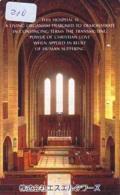 Telecarte * EGLISE  - Church (210)  CHAPELLE - Chapel - KERK - Religie - Religion - Phonecard - Phonecards
